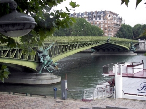 The Pont Mirabeau